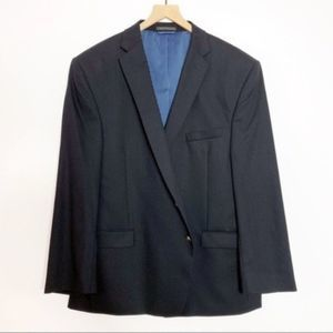 Calvin Klein Men's Slim Fit Navy Sport Coat